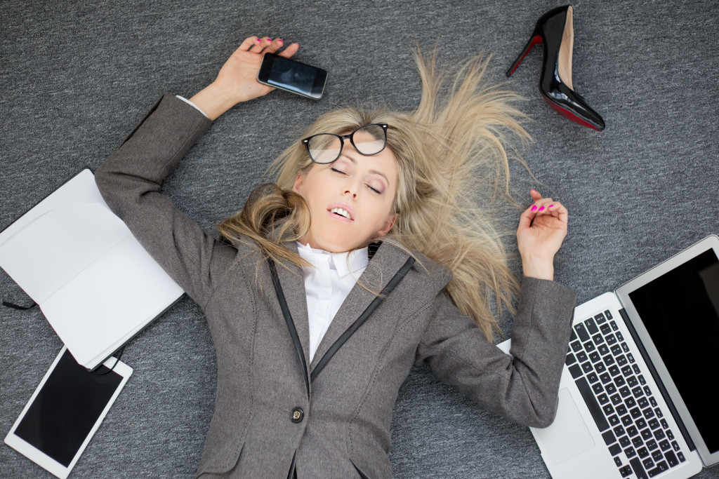 reasons why people work and risks behind overworking